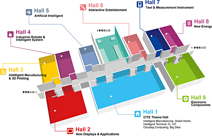 exhibition company plan