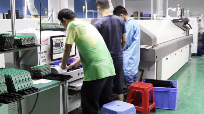 Quality inspection of PCBA-2